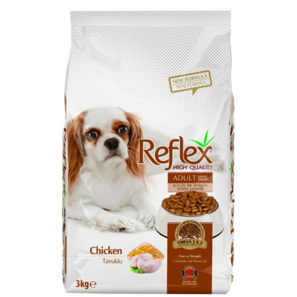 Reflex Adult Chicken Small Breed