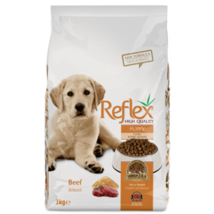 Pet Store Kenya Reflex Puppy Beef 3kg
