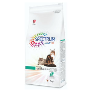 Spectrum Cat food Hairball