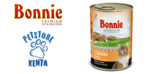 Bonnie Adult Cat - Canned Chicken TW