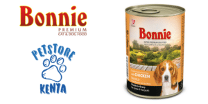 Bonnie Adult Dog Canned Chicken
