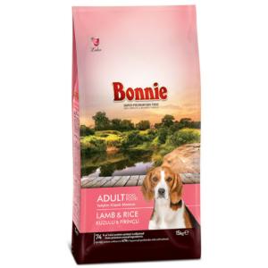 Bonnie Adult Dog Lamb & Rice