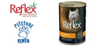 Reflex Plus Adult Cat Chicken Chunks in Gravy TW