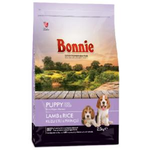 Bonnie Puppy Dog Lamb & Rice