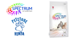 Spectrum - Peptigest34 social media