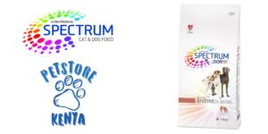 Spectrum - Senstive26 dog food