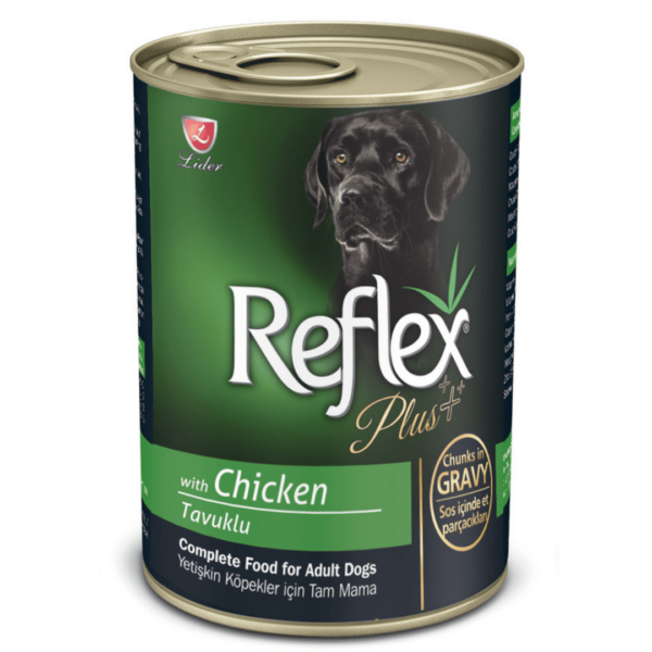 Petstore Kenya Nairobi - Reflex Adult Dog Canned Food