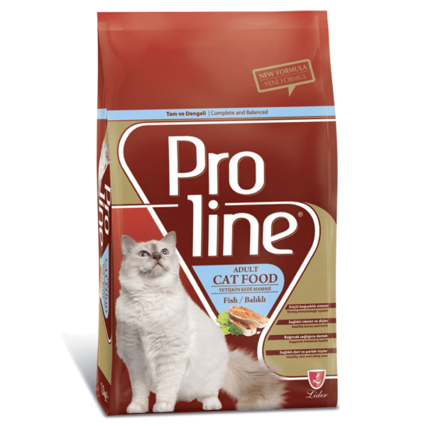 Pet Store Kenya Nairobi Proline Cat Food Fish 1.5kg-min