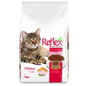 Petstore Kenya Reflex Adult Cat Chicken 3kg 1080 x 1080