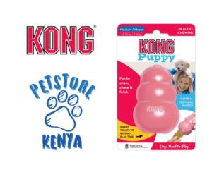 Kong puppy medium