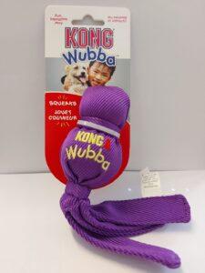 KONG Wubba Toy - Purple
