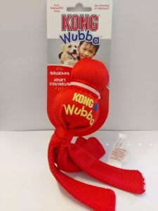 KONG Wubba Toy - Red