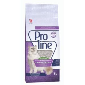 Proline Cat Litter - Lavender 5L