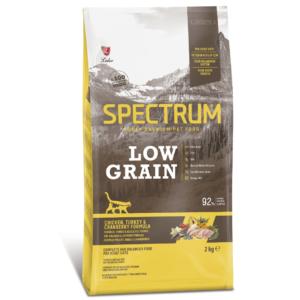 Spectrum Low Grain Chicken Turkey Cranberry