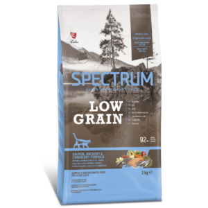 Specturm Low Grain, - Salmon Anchovy and Cranberry